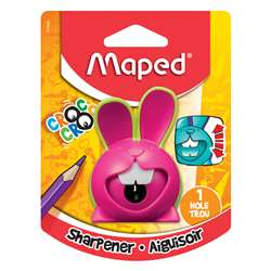 Croc Croc Bunny 1 Hole Sharpener Innovation, MAP017649