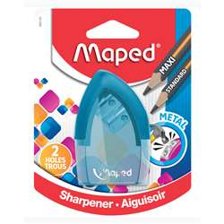 Tonic 2 Hole Pencil Sharpener, MAP069149