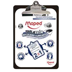 Dry Erase Clipboard, MAP350210