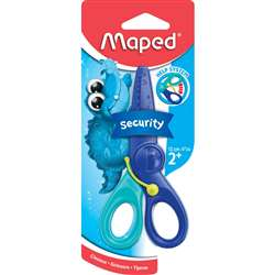 Spring Assisted Safety Scissors Plastic Kidicut, MAP472110