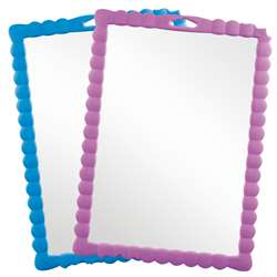 Dry Erase Board Clear 30/Pk Kidy Board Unbreakable, MAP583712