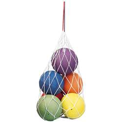 Ball Carry Net Bag 4 Mesh W/ Drawstring 24 X 36 By Dick Martin Sports