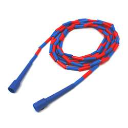 Jump Rope Plastic 16 Sections On Nylon Rope By Dick Martin Sports