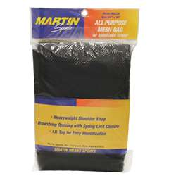 All Purpose 24X36 Bag With Carrying Strap Black By Dick Martin Sports