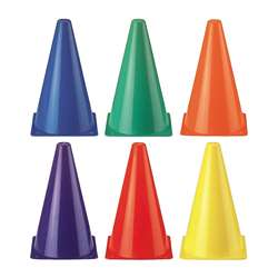 Rainbow Cones Set Of 6 By Dick Martin Sports