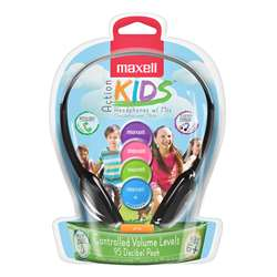 Action Kids Headphones With Mic, MAX195004
