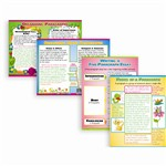 Writing Paragraphs & Essays Poster Set By Mcdonald Publishing