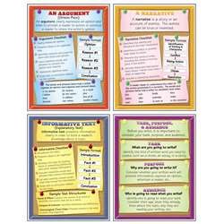 Text Types Teaching Poster Set, MC-P194