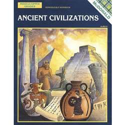 Ancient Civilizations Gr 6-9 By Mcdonald Publishing