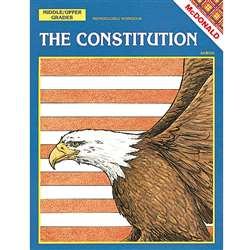 The Constitution Gr 6-9 By Mcdonald Publishing