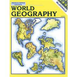 World Geography By Mcdonald Publishing