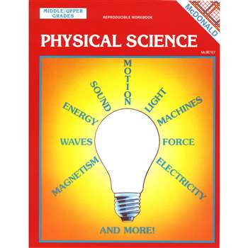 Physical Science Gr 4-6 By Mcdonald Publishing