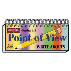 Point Of View 4-8 By Mcdonald Publishing
