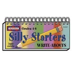 Silly Starters Write Abouts By Mcdonald Publishing