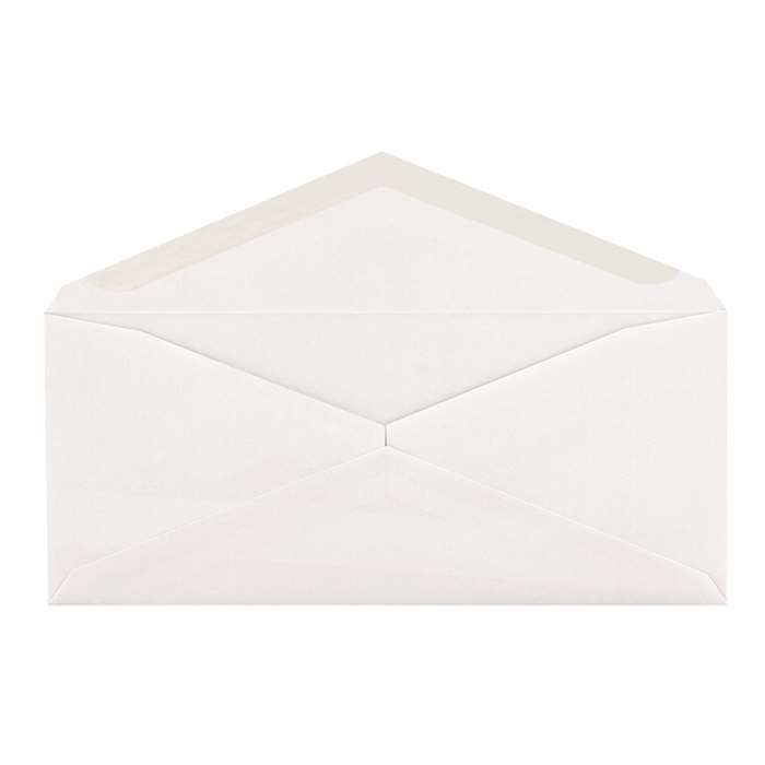 Commercial Envelopes #10 Size 4 1/8 X 9 1/2 By Mead Products
