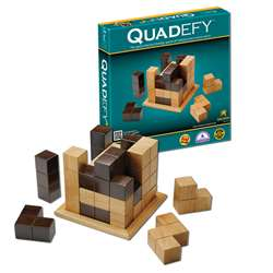 Quadefy Game By Maranda Enterprises