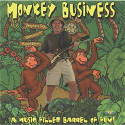 Monkey Business Cd By Melody House
