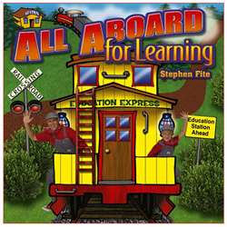 All Aboard For Learning Cd By Melody House