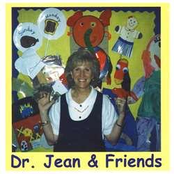 Dr. Jean And Friends Cd By Melody House