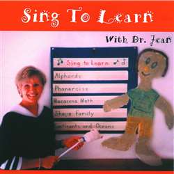 Sing To Learn Cd By Melody House