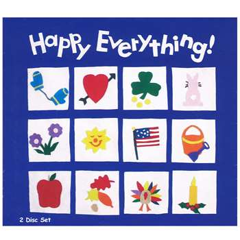 Happy Everything 2-Cd Set By Melody House