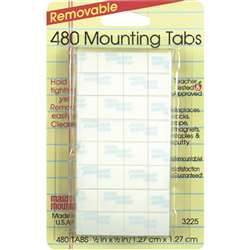 Wall Mounting Tabs 480 Tabs 1/2 By Miller Studio