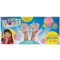 Glovies Multipurpose Gloves 100 Ct Disposable, MKBLX002B100