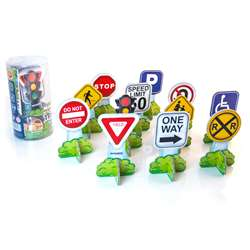 Minimobil Traffic Signs, MLE27462