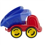 Minimobil 7In Dump Truck By Miniland Educational