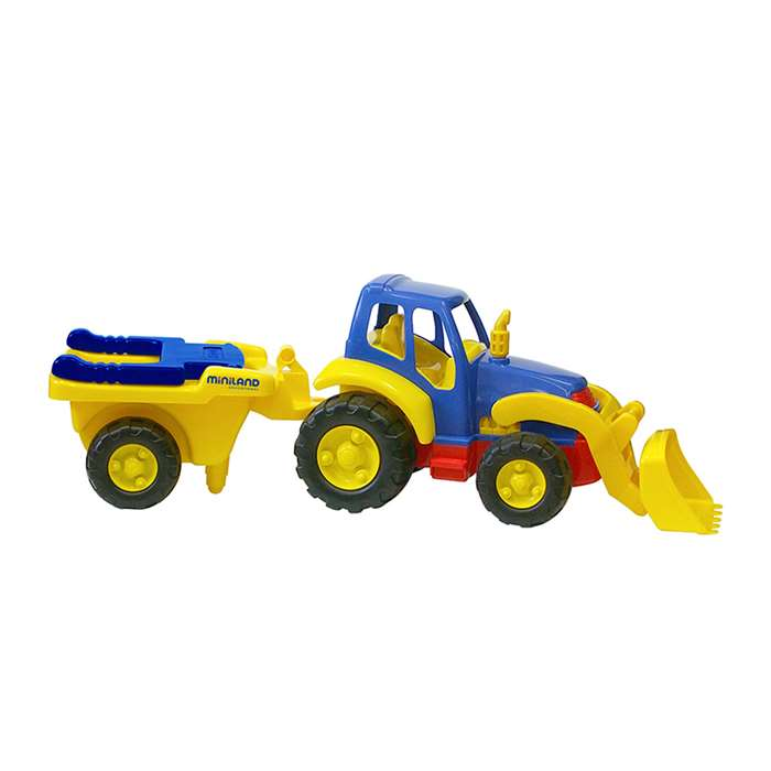 Super Tractor & Trailer, MLE29909
