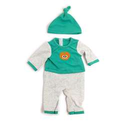 Doll Clothes Cold Weather Pjs, MLE31551