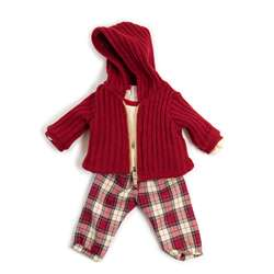 Doll Clothes Cold Weather Pants Red, MLE31557