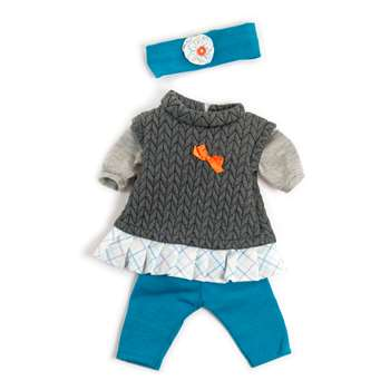 Doll Clothes Grl Fall/Spring Outfit, MLE31560