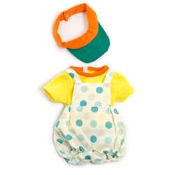 Doll Clothes Boy Summer Outfit, MLE31561