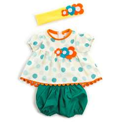 Doll Clothes Girl Summer Outfit, MLE31562