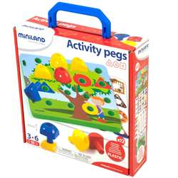 Activity Pegs, MLE31787