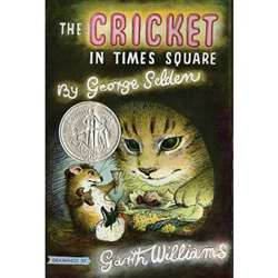 The Cricket In Times Square By Macmillan/Mps