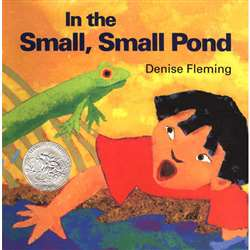 In The Small Small Pond Big Book By Macmillan/Mps