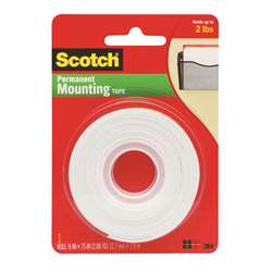 "Tape Mounting 1/2"" X 75' By 3M"