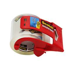 Scotch Packaging Tape 2X800 By 3M