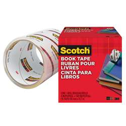 3M Scotch Bookbinding Tape 4V X 15 Yds By 3M