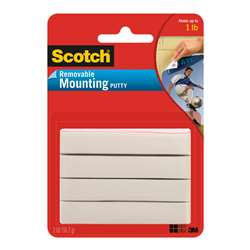 Scotch Removable Adhesive Putty By 3M
