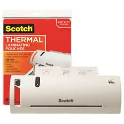 Scotch Thermal Laminator Combo Pack By 3M