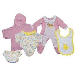 Doll Clothes Set Of 3 Girl Outfits By Get Ready Kids
