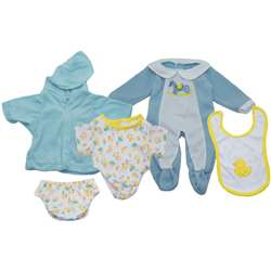 Doll Clothes Set Of 3 Boy Outfits By Get Ready Kids