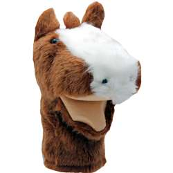 Plushpups Hand Puppet Horse By Get Ready Kids