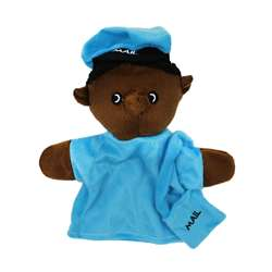 Puppets Machine Washable Postal Worker By Get Ready Kids