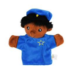 Puppets Machine Washable Police Officer By Get Ready Kids