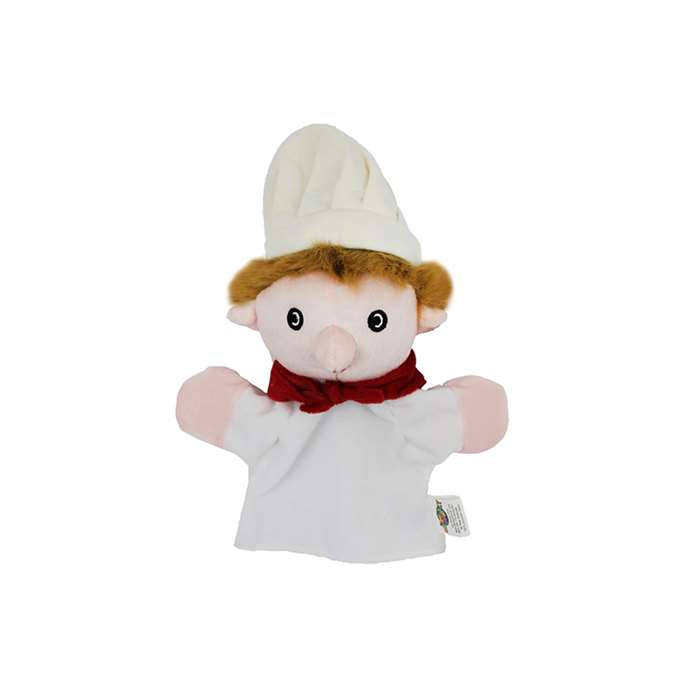 Puppets Machine Washable Chef By Get Ready Kids