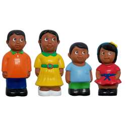 Hispanic Family Figure Set, MTB627